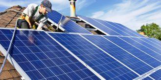 Providencia inauguró su primera planta de energía solar